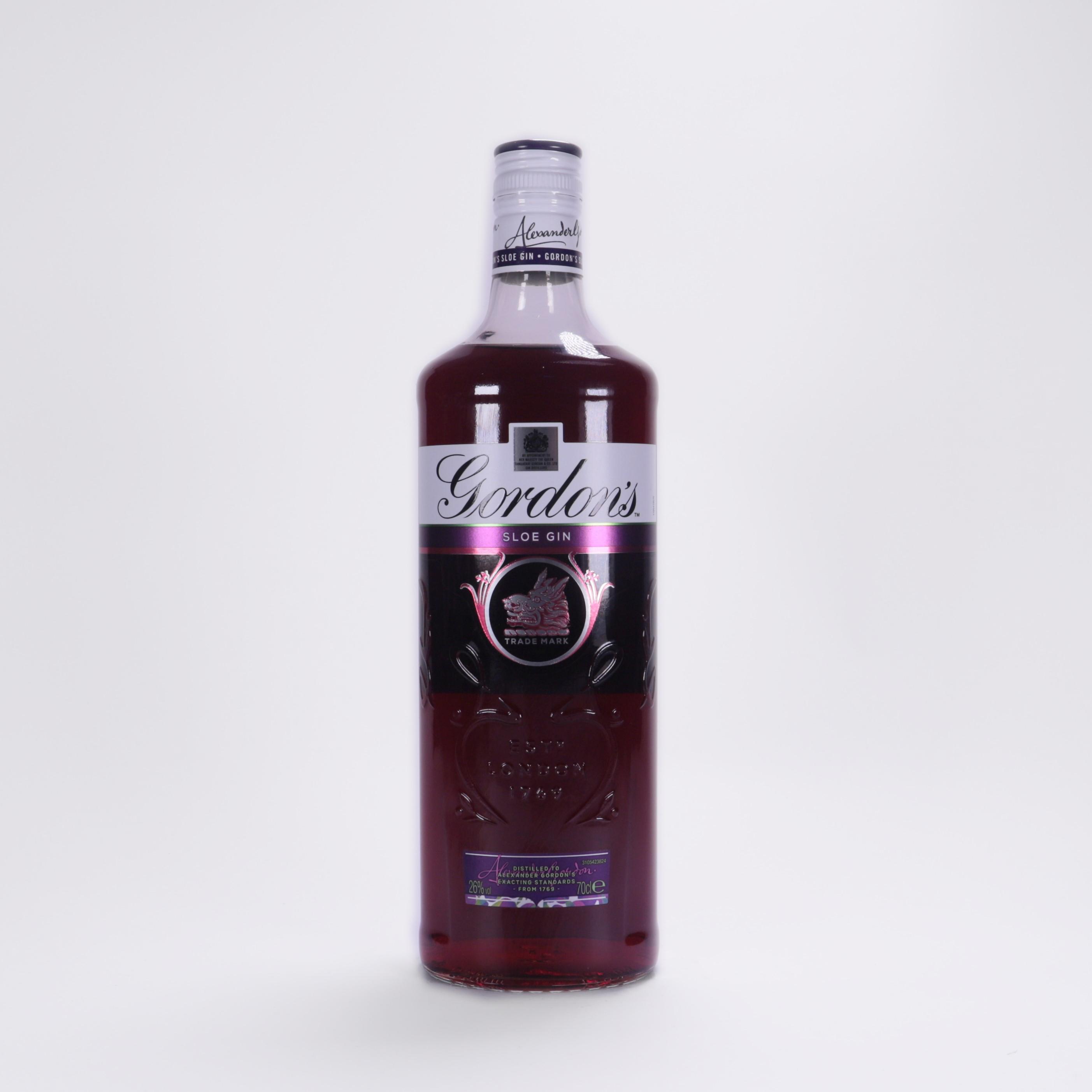 Gordons Sloe Gin >> Gordon S Sloe Gin 70cl Wine Art Westbourne
